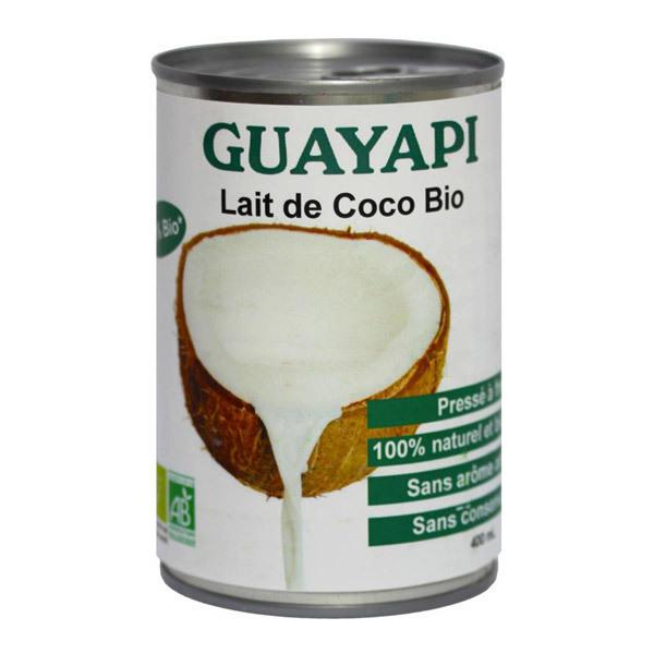 Guayapi - Lait de Coco Bio 400ml