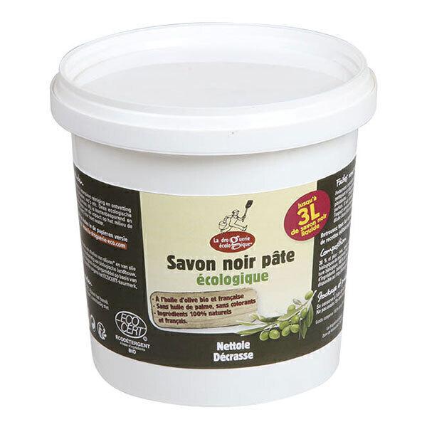 La Droguerie écologique - Savon Noir en Pâte à l'Huile d'Olive 1kg