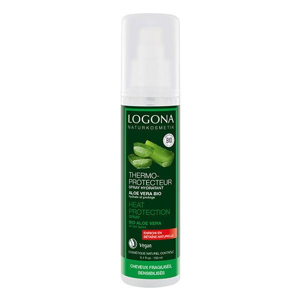 Logona - Spray hydratant thermo-protecteur 150 ml