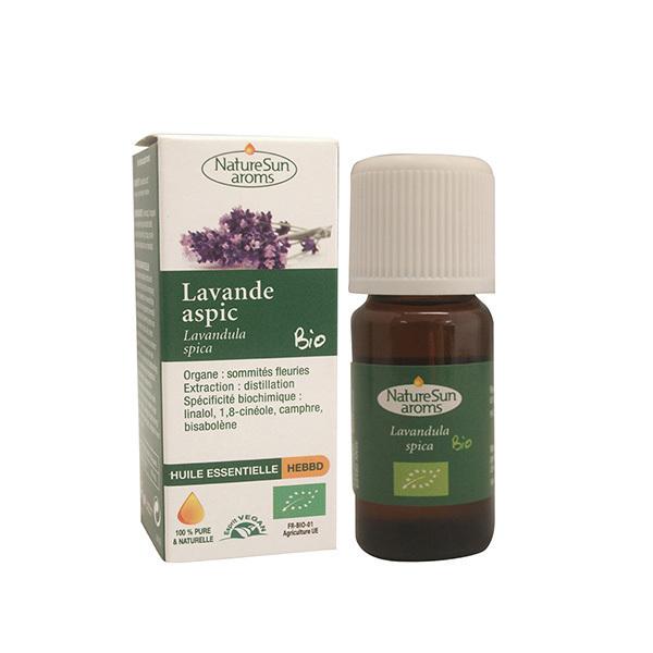 NatureSun Aroms - Huile essentielle lavande aspic 30ml