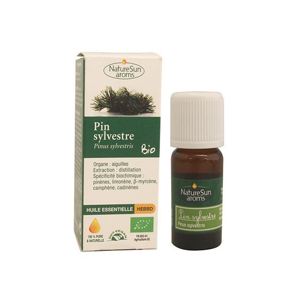 NatureSun Aroms - Huile Essentielle Pin Sylvestre BIO 30mL
