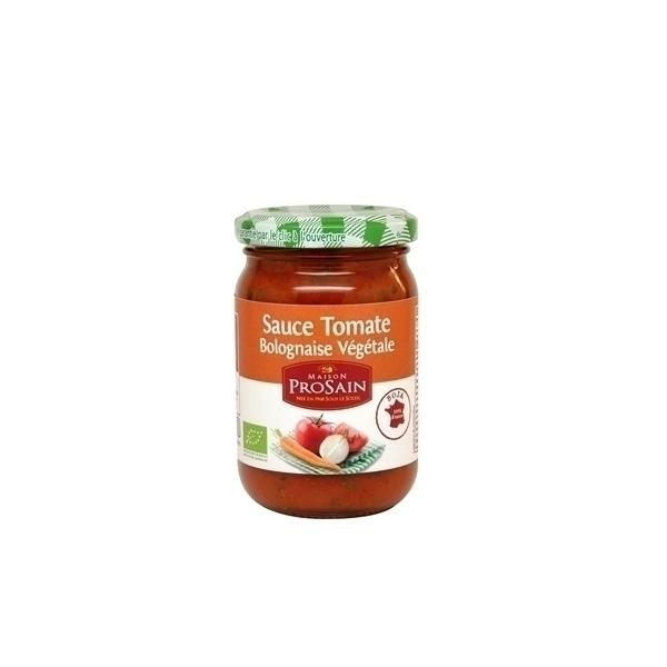 ProSain - Sauce tomate a la bolognaise vegetale - 190 gr