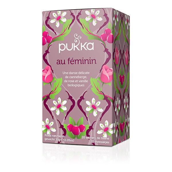 Pukka - Tisane Au Féminin BIO x 20 Sachets
