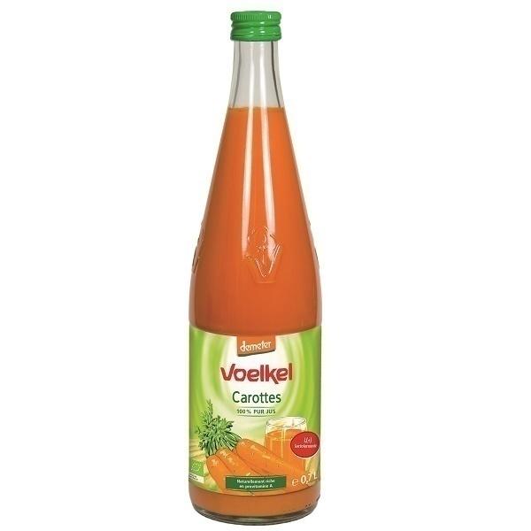 voelkel - Jus de carotte lacto-fermenté 0,7L