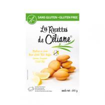 Les Recettes de Céliane - Glutenfreier Mini-Cake, Zitrone