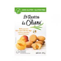 Les Recettes de Céliane - Saftige Aprikosen-Herzchen