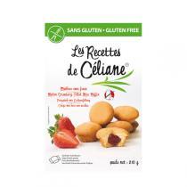 Les Recettes de Céliane - Saftige Erdbeer-Herzchen