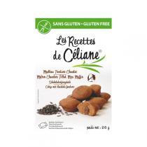 Les Recettes de Céliane - Saftiger Schokoladen-Mini-Cake