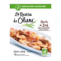 Les Recettes de Céliane - Bio-Rindfleisch-Ravioli