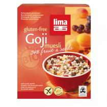 Lima - Gluten-free Muesli with Goji berries 300g