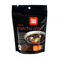 Lima - Non-pasteurised Organic Hatcho Miso 300g