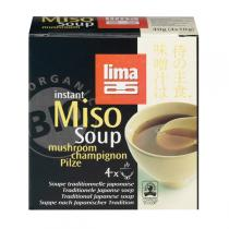 Lima - Instant Miso-Suppe mit Champignions