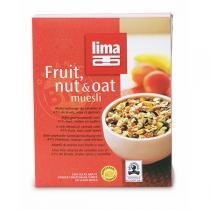 Lima - FRUIT, NUT & OAT MÜSLI