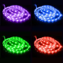 Xanlite - Striscia luminosa LED Multicolore Waterproof