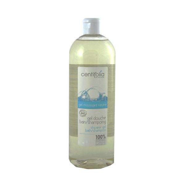 shampoing douche neutre bio 1l centifolia acheter sur. Black Bedroom Furniture Sets. Home Design Ideas