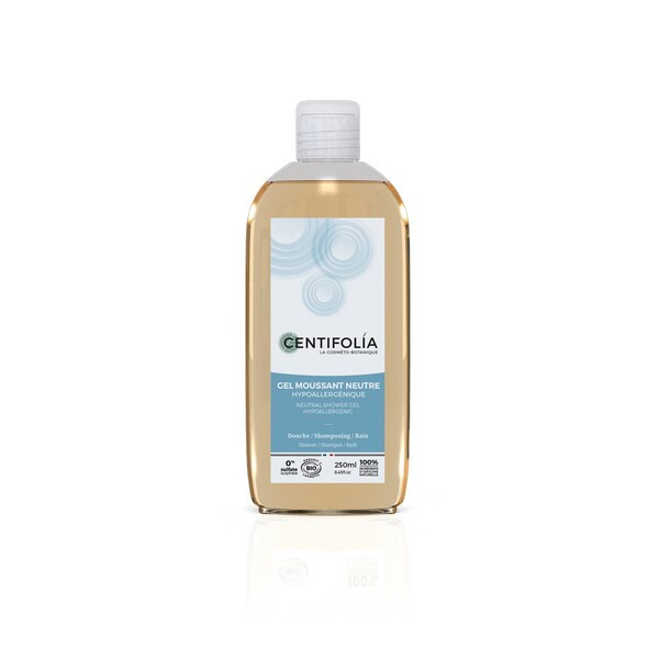 Centifolia - Shampoing douche neutre bio 250ml