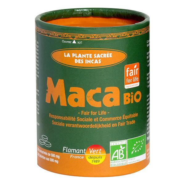 Flamant Vert - Maca Bio x 340 comprimés