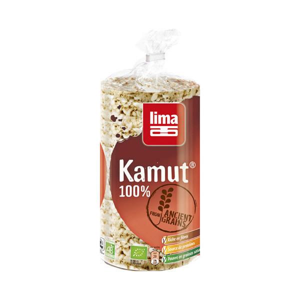 Lima - Kamut® Khorasan Cakes 100g