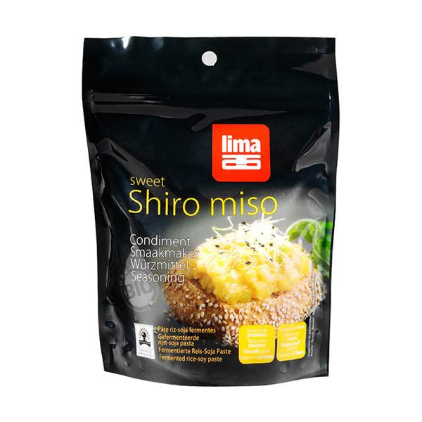 Lima - Miso di riso e soja (Shiro miso)