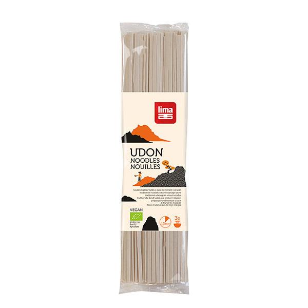 Lima - Udon nouilles de froment complet 250g