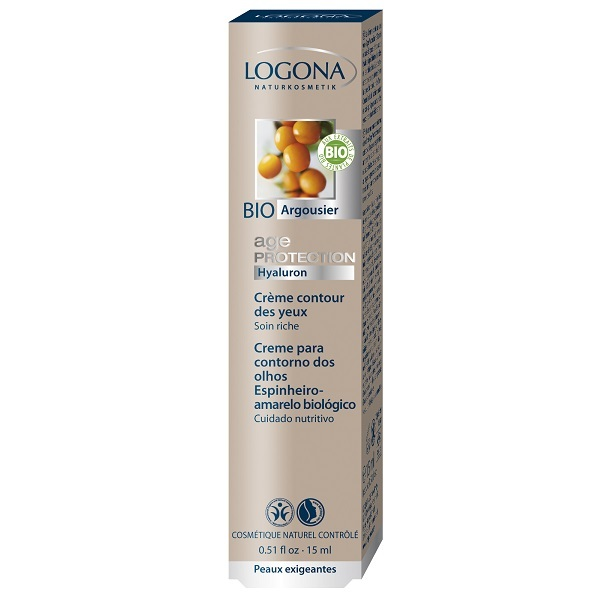 Logona - Age Protection Augencreme 15 ml