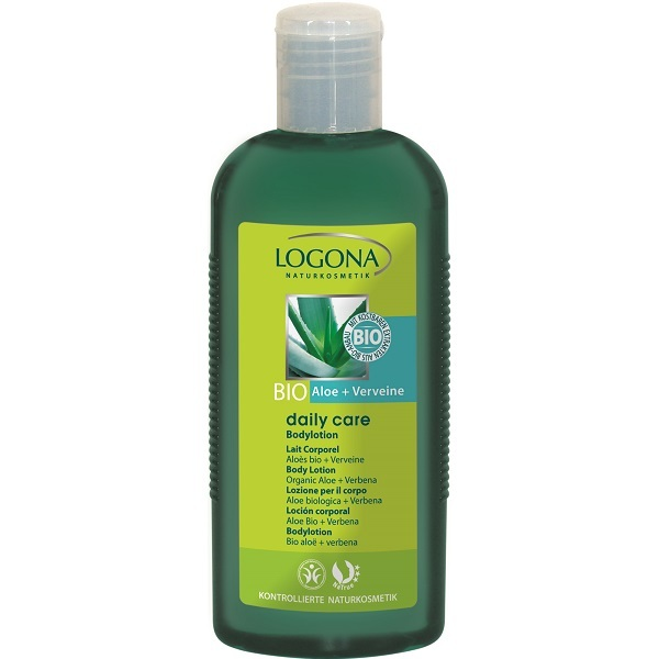Logona - Lait corps aloès verveine 200ml