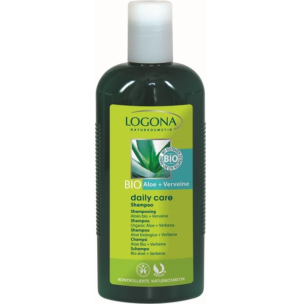 shampoing bio alo s verveine 250ml logona acheter sur. Black Bedroom Furniture Sets. Home Design Ideas