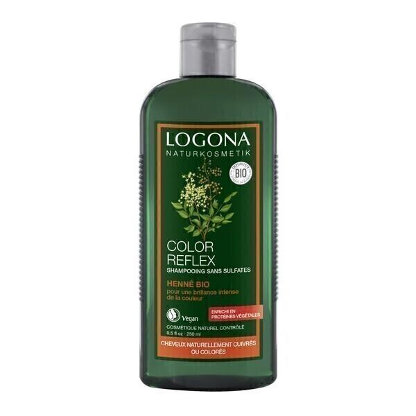 Logona - Farbpflege-Shampoo Henna 250 ml