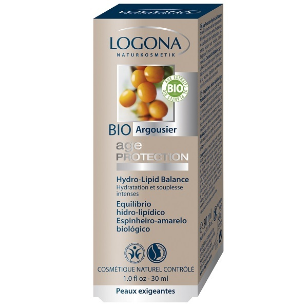 Logona - Age Protection Hydro-Lipid Balance 30 ml