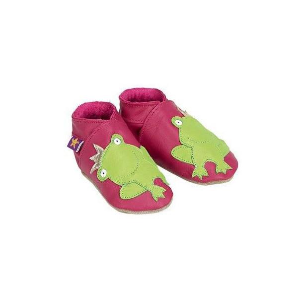 Starchild - Babyschuhe aus Leder Starchild Froschkönig
