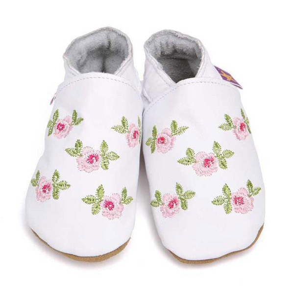 Starchild - Chaussons cuir Starchild Rosa