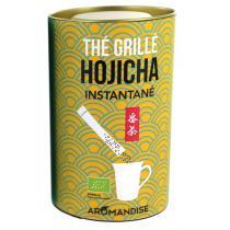 Aromandise - Sticks thé instantané Bancha Hojicha Bio 25 sticks