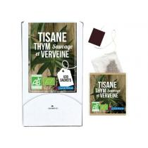Aromandise - Tisane Thym verveine Bio 20 sachets