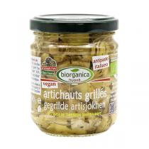 Biorganica Nuova - Coeurs d'artichauts Grillés 190g