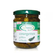 Biorganica Nuova - Courgettes grillées à l'huile 190g
