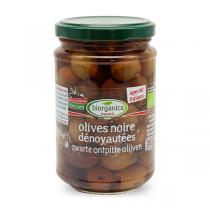 Biorganica Nuova - Olives noires dénoyautées 280g