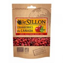 Le sillon - Cranberries Sechées (Canada) 125gr