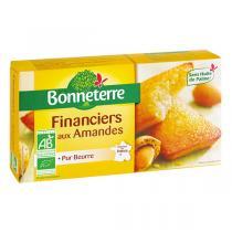 Bonneterre - Financiers Aux Amandes (Pur Beurre) 150gr
