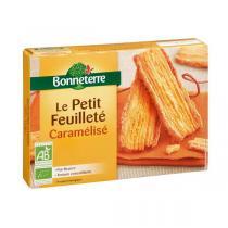Bonneterre - Le Petit Feuilleté Caramelise (Pur Beurre) 120g