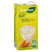 Evernat - Nutriamande (Boisson Vegetale Aux Amandes) 1L
