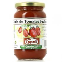 Capell - Coulis De Tomates Bio 350g