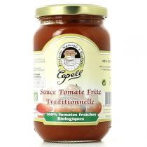 Capell - Sauce Tomate Frite traditionnelle Bio 350g