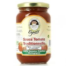 Capell - Sauce Tomate Traditionnelle Bio 350g