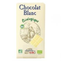 Chocolates Solé - Chocolat Blanc Bio 100g