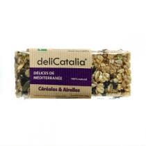 DeliCatalia - Barre De Céréales Et Airelles Bio 50g