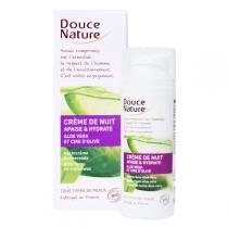Douce Nature - Crème de nuit Aloé vera 50ml