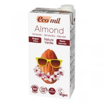 EcoMil - Mandelmilch Natur Vanille 1 Liter