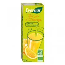 Evernat - 100% Pur Jus D'Orange 1L