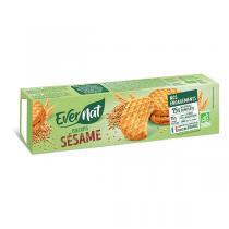 Evernat - Biscuits Sésame 150gr