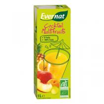 Evernat - Cocktail Multifruits 1L
